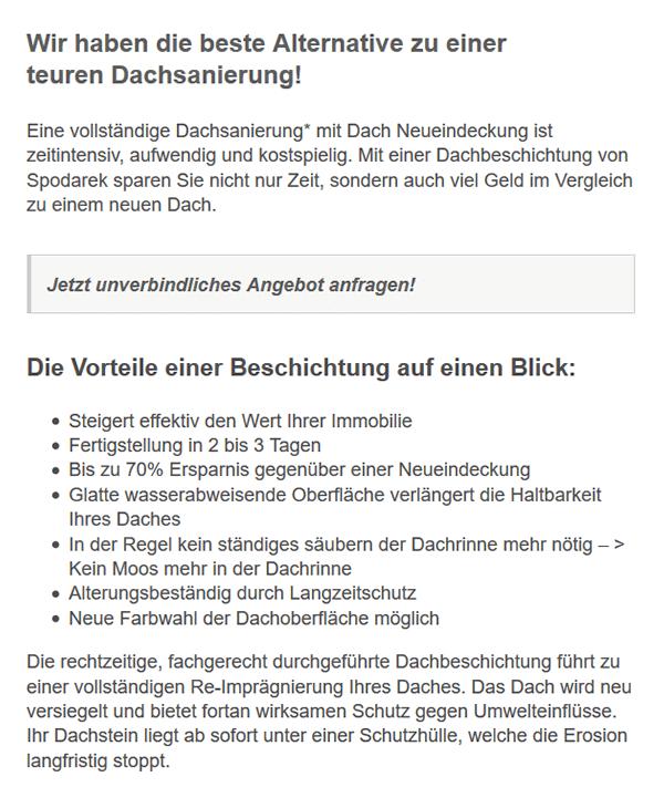 Dachbeschichtung Vorteile aus  Ludwigsburg: Dachfarbe, Reinigung, Lebensdauer