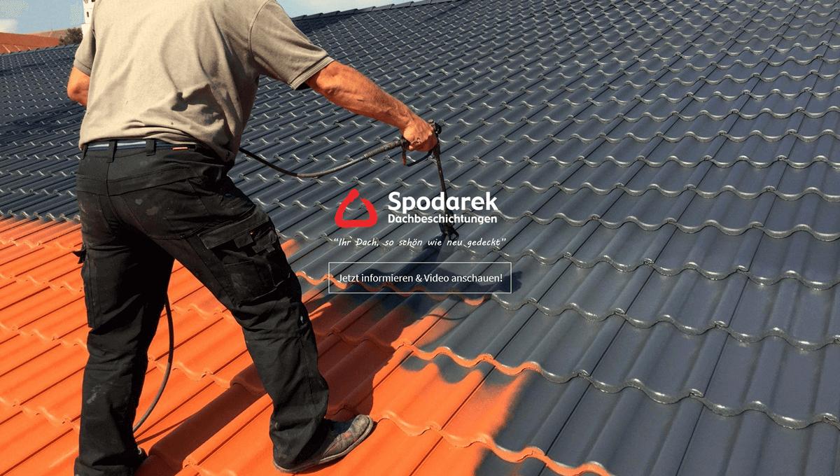 Dachreinigung Oftersheim | 🥇 Spodarek-Dachbeschichtungen ➤ Dachsanierung, ✓ Dachrenovierung