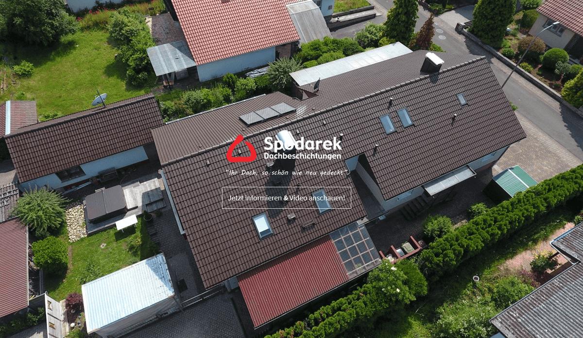 Dachreinigung Plankstadt | 🥇 Spodarek-Dachbeschichtungen ➤ Dachsanierung & ✓ Dachdecker Alternativen